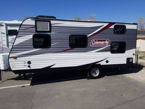 2018 Coleman Lantern Lite for sale at Freds Auto Sales LLC in Carson City NV