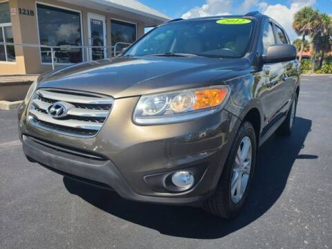 2012 Hyundai Santa Fe for sale at BC Motors of Stuart in West Palm Beach FL