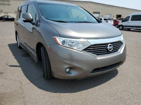 2016 Nissan Quest for sale at Shamrock Group LLC #1 in Pleasant Grove UT