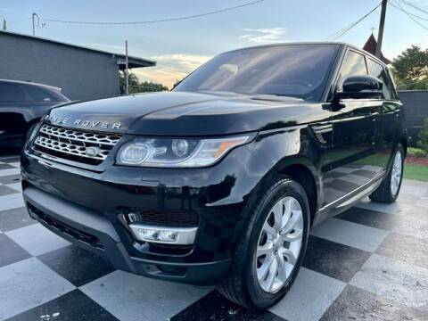2016 Land Rover Range Rover Sport for sale at Imperial Capital Cars Inc in Miramar FL
