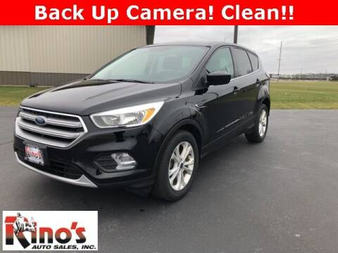 2017 Ford Escape for sale at Rino's Auto Sales in Celina OH