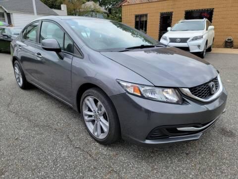 2013 Honda Civic for sale at Citi Motors in Highland Park NJ