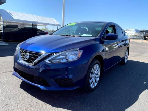 2019 Nissan Sentra for sale at Ideal Cars Atlas in Mesa AZ