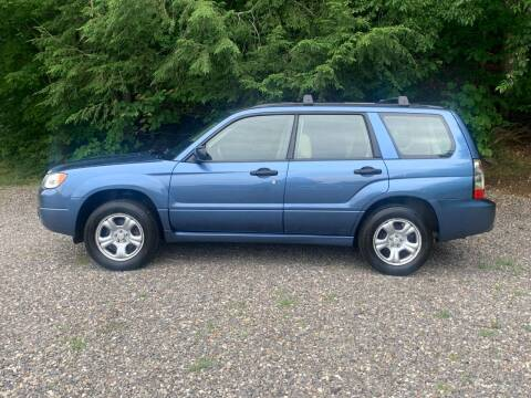2007 Subaru Forester for sale at Top Notch Auto & Truck Sales in Gilmanton NH