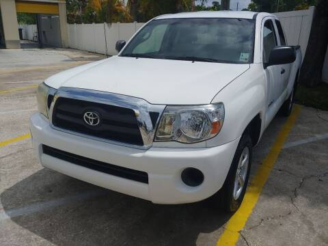 2007 Toyota Tacoma for sale at Autos by Tom in Largo FL