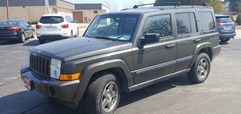 2006 Jeep Commander for sale at PEKARSKE AUTOMOTIVE INC in Two Rivers WI