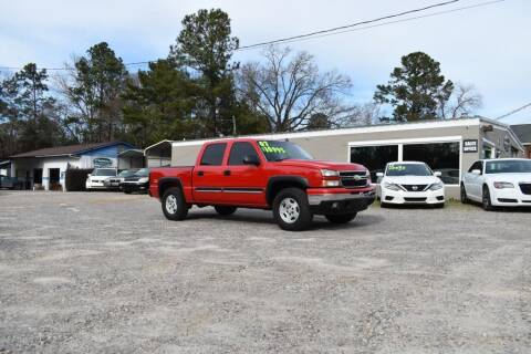 2007 Chevrolet Silverado 1500 Classic for sale at Barrett Auto Sales in North Augusta SC