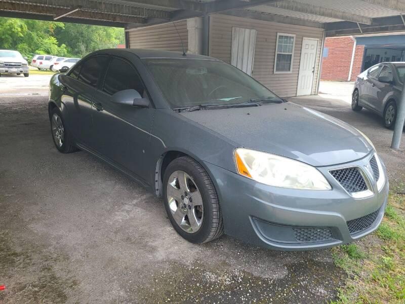 2009 Pontiac G6 for sale at Mott's Inc Auto in Live Oak FL