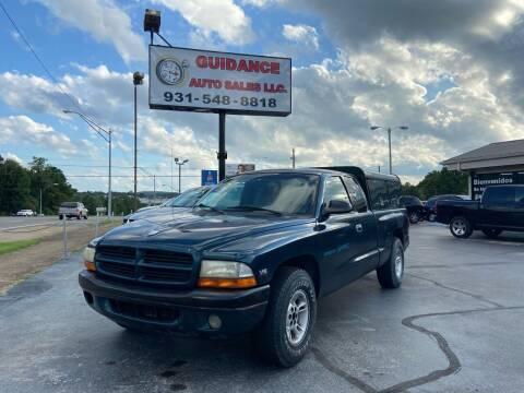 1998 Dodge Dakota for sale at Guidance Auto Sales LLC in Columbia TN