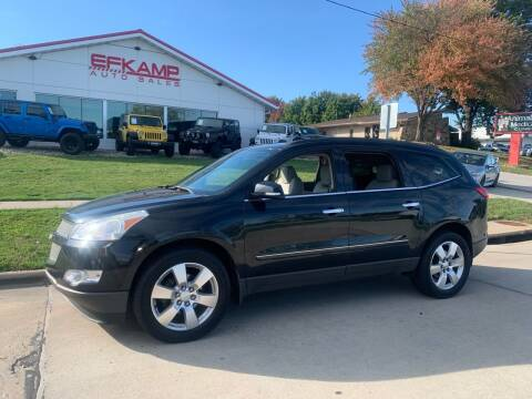 2011 Chevrolet Traverse for sale at Efkamp Auto Sales LLC in Des Moines IA