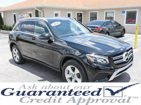 2018 Mercedes-Benz GLC for sale at Universal Auto Sales in Plant City FL