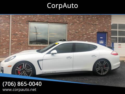 2013 Porsche Panamera for sale at CorpAuto in Cleveland GA