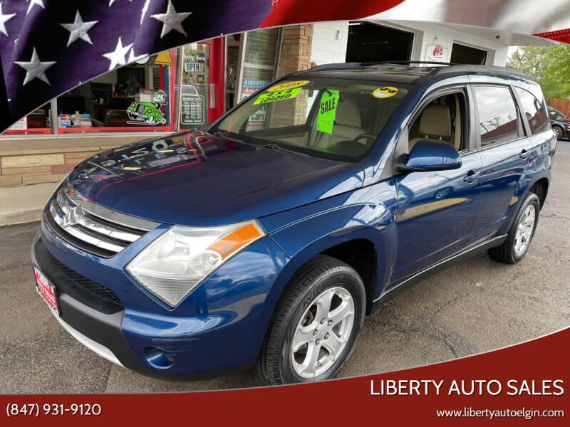 2008 Suzuki XL7 for sale at Liberty Auto Sales in Elgin IL