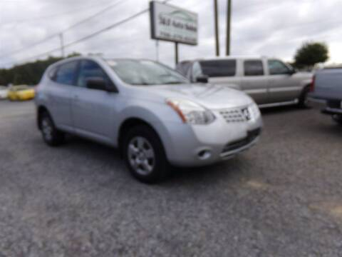 2009 Nissan Rogue for sale at J & D Auto Sales in Dalton GA