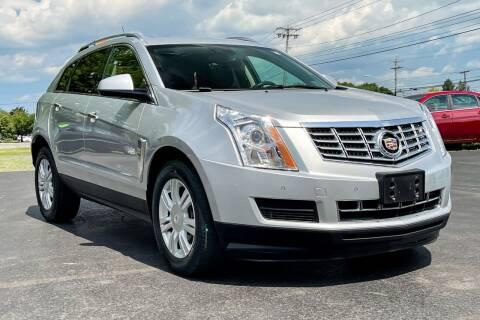 2016 Cadillac SRX for sale at Knighton's Auto Services INC in Albany NY