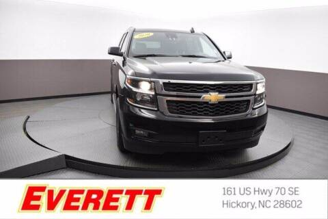 2020 Chevrolet Suburban for sale at Everett Chevrolet Buick GMC in Hickory NC
