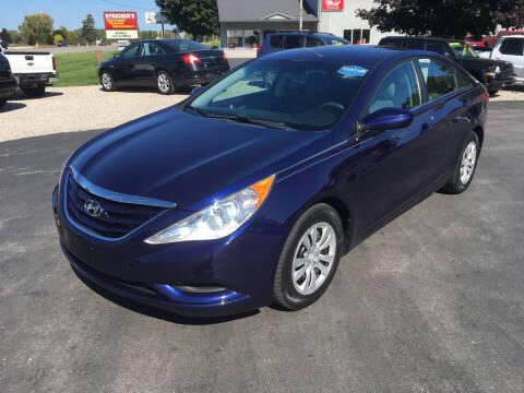 2012 Hyundai Sonata for sale at JACK'S AUTO SALES in Traverse City MI