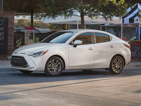 2019 Toyota Yaris for sale at PHIL SMITH AUTOMOTIVE GROUP - Phil Smith Kia in Lighthouse Point FL