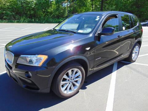 2013 BMW X3 for sale at LA Motors in Waterbury CT
