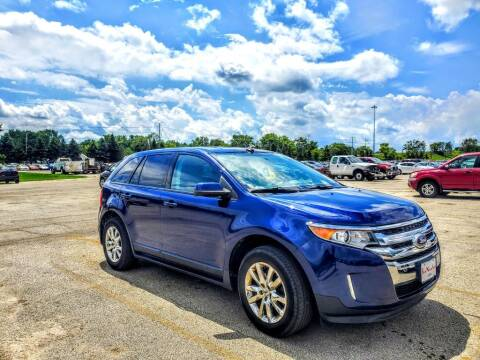 2012 Ford Edge for sale at Schaumburg Auto Group in Schaumburg IL