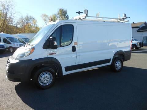2016 RAM ProMaster Cargo for sale at Benton Truck Sales - Cargo Vans in Benton AR