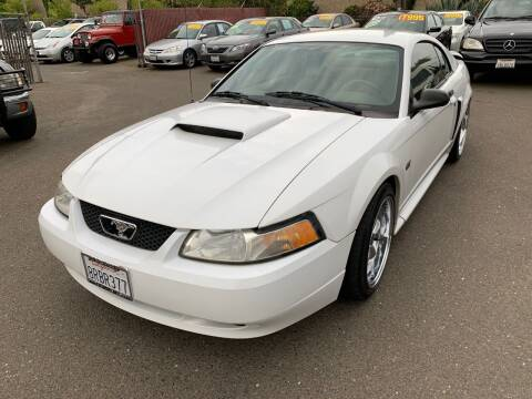 2003 Ford Mustang for sale at C. H. Auto Sales in Citrus Heights CA