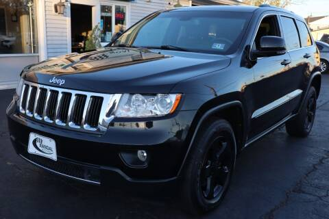 2012 Jeep Grand Cherokee for sale at Randal Auto Sales in Eastampton NJ