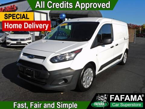 2017 Ford Transit Connect Cargo for sale at FAFAMA AUTO SALES Inc in Milford MA