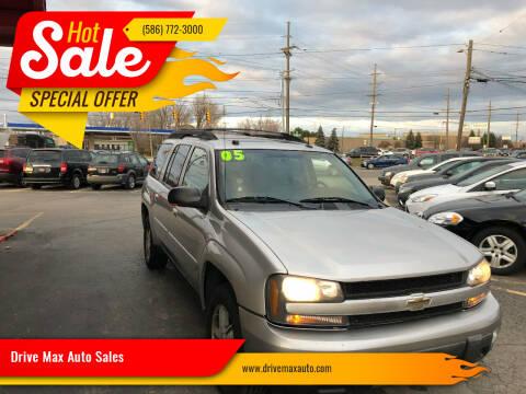 2005 Chevrolet TrailBlazer EXT for sale at Drive Max Auto Sales in Warren MI