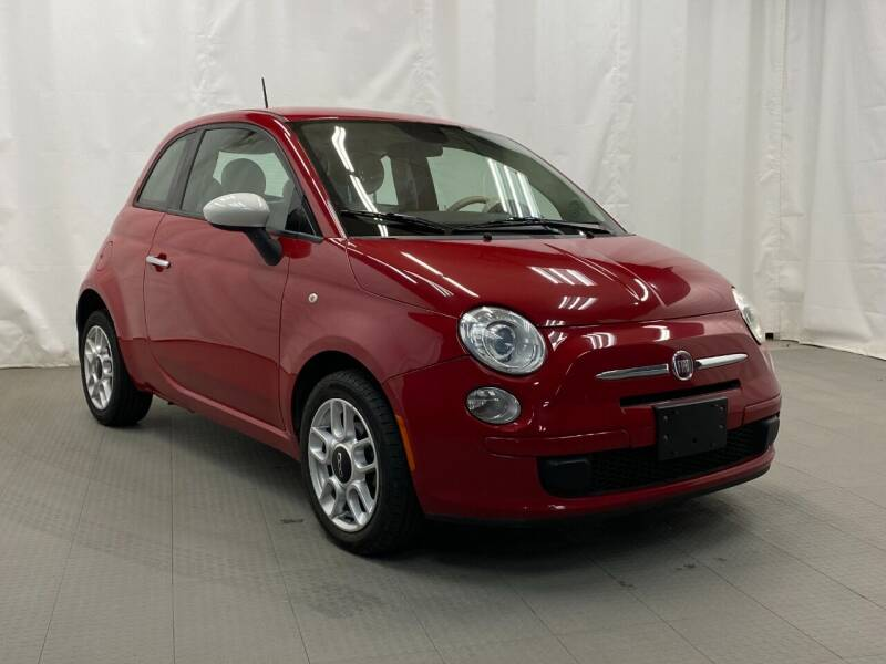 2015 FIAT 500 for sale at Direct Auto Sales in Philadelphia PA