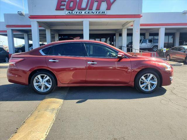 2013 Nissan Altima for sale at EQUITY AUTO CENTER in Phoenix AZ