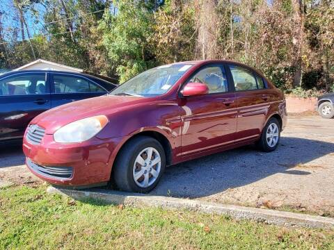 2008 Hyundai Accent for sale at Mc Calls Auto Sales in Brewton AL