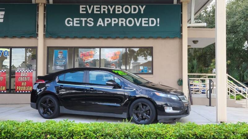2012 Chevrolet Volt for sale at Dunn-Rite Auto Group in Longwood FL