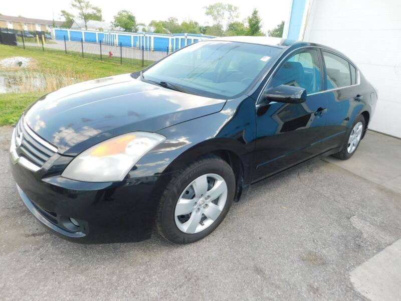2008 Nissan Altima for sale at Safeway Auto Sales in Indianapolis IN