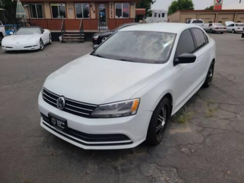 2015 Volkswagen Jetta for sale at Silverline Auto Boise in Meridian ID