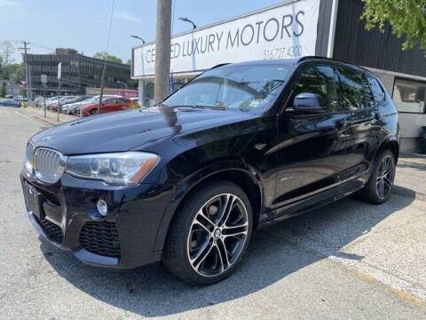 2016 BMW X3 for sale at Certified Luxury Motors in Great Neck NY