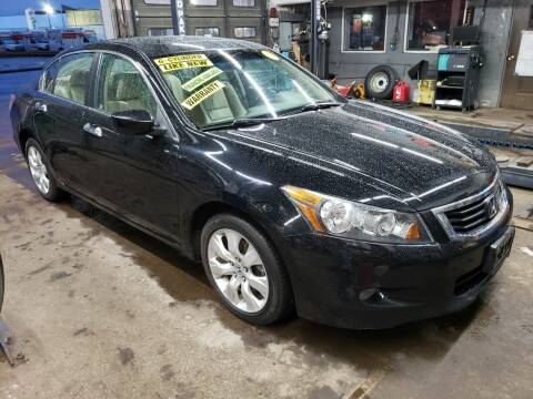 2010 Honda Accord for sale at Devaney Auto Sales & Service in East Providence RI