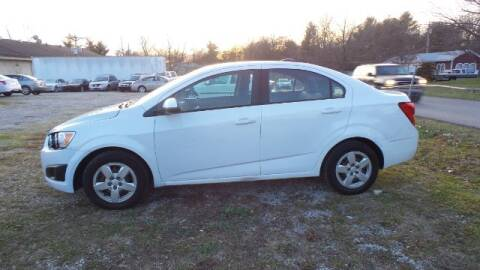 2015 Chevrolet Sonic for sale at Tates Creek Motors KY in Nicholasville KY