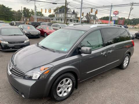 2009 Nissan Quest for sale at Masic Motors, Inc. in Harrisburg PA