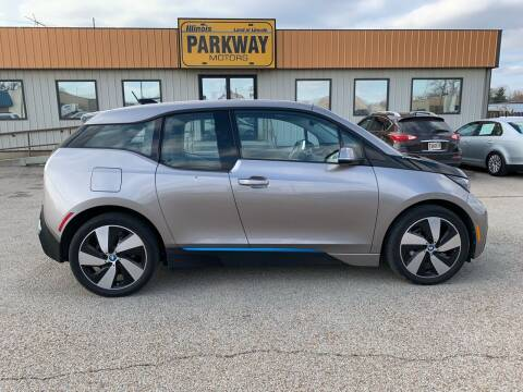 2014 BMW i3 for sale at Parkway Motors in Springfield IL