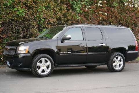 2008 Chevrolet Suburban for sale at Beaverton Auto Wholesale LLC in Hillsboro OR