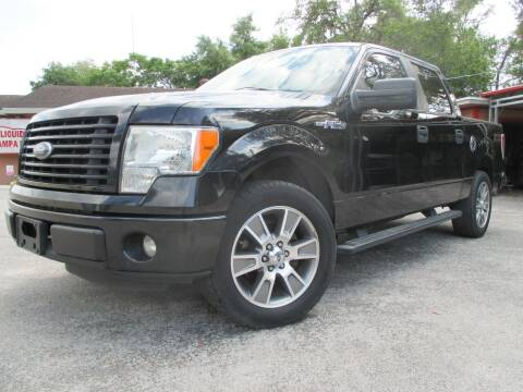 2014 Ford F-150 for sale at Auto Liquidators of Tampa in Tampa FL