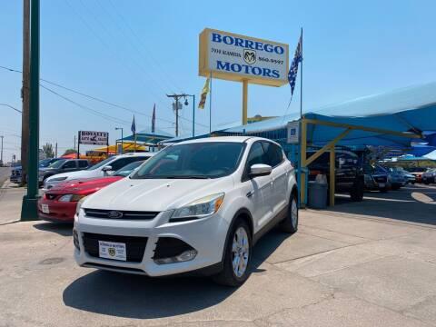 2013 Ford Escape for sale at Borrego Motors in El Paso TX