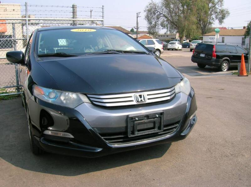 2010 Honda Insight for sale at Avalanche Auto Sales in Denver CO