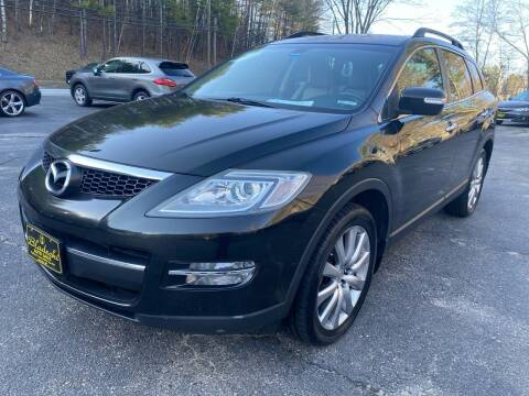 2008 Mazda CX-9 for sale at Bladecki Auto LLC in Belmont NH