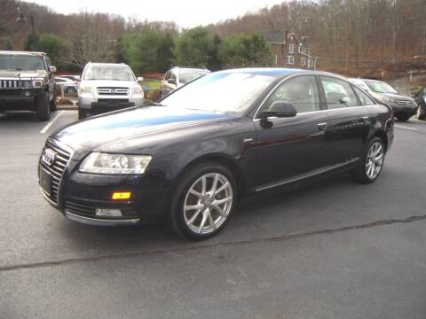 2010 Audi A6 for sale at 1-2-3 AUTO SALES, LLC in Branchville NJ
