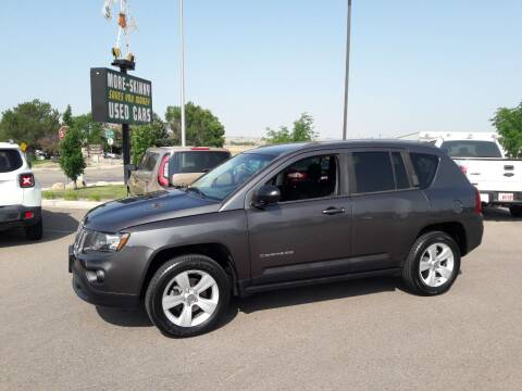 2015 Jeep Compass for sale at More-Skinny Used Cars in Pueblo CO