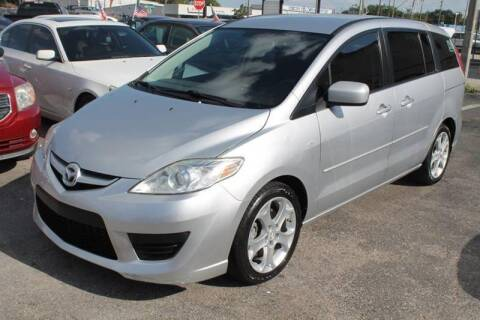 2008 Mazda MAZDA5 for sale at Mars auto trade llc in Kissimmee FL