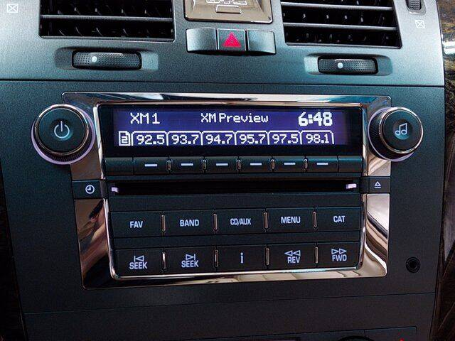 2008 Cadillac DTS w/1SC - Essington PA