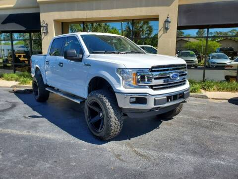 2019 Ford F-150 for sale at Premier Motorcars Inc in Tallahassee FL